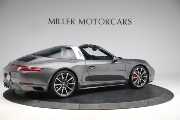 Used 2017 Porsche 911 Targa 4S for sale $123,900 at Maserati of Greenwich in Greenwich CT 06830 8