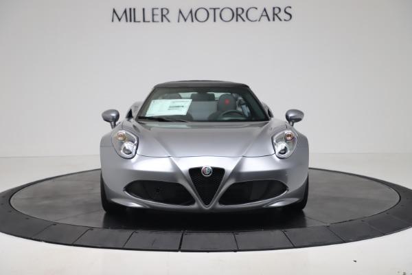 New 2020 Alfa Romeo 4C Spider for sale $78,795 at Maserati of Greenwich in Greenwich CT 06830 11