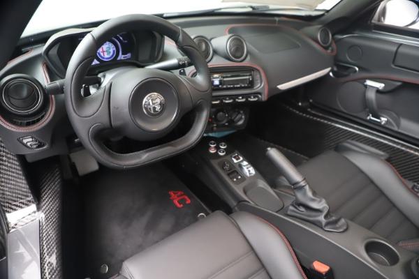 New 2020 Alfa Romeo 4C Spider for sale $78,795 at Maserati of Greenwich in Greenwich CT 06830 19