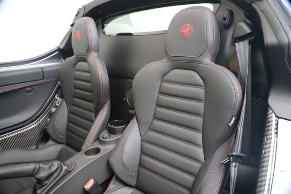 New 2020 Alfa Romeo 4C Spider for sale $78,795 at Maserati of Greenwich in Greenwich CT 06830 21