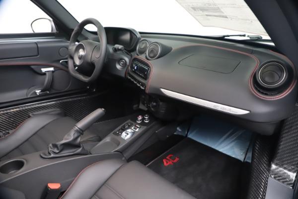 New 2020 Alfa Romeo 4C Spider for sale $78,795 at Maserati of Greenwich in Greenwich CT 06830 23