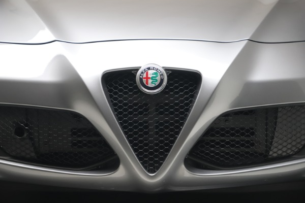 New 2020 Alfa Romeo 4C Spider for sale $78,795 at Maserati of Greenwich in Greenwich CT 06830 26