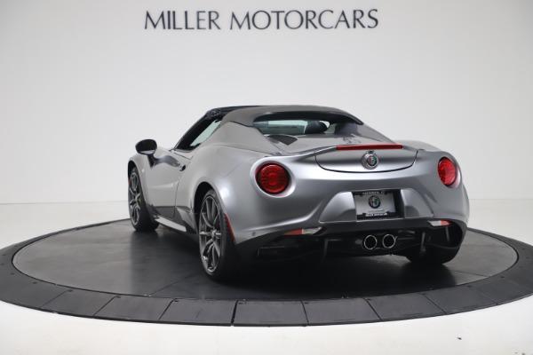 New 2020 Alfa Romeo 4C Spider for sale $78,795 at Maserati of Greenwich in Greenwich CT 06830 5
