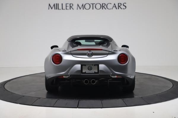 New 2020 Alfa Romeo 4C Spider for sale $78,795 at Maserati of Greenwich in Greenwich CT 06830 6