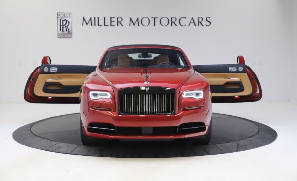 Used 2019 Rolls-Royce Dawn Black Badge for sale $349,900 at Maserati of Greenwich in Greenwich CT 06830 18
