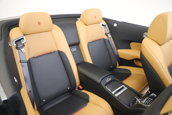 Used 2019 Rolls-Royce Dawn Black Badge for sale $349,900 at Maserati of Greenwich in Greenwich CT 06830 22