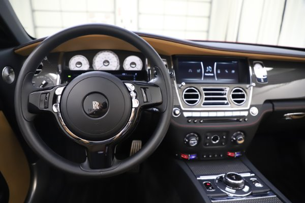 Used 2019 Rolls-Royce Dawn Black Badge for sale $349,900 at Maserati of Greenwich in Greenwich CT 06830 23