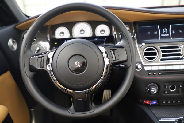 Used 2019 Rolls-Royce Dawn Black Badge for sale $349,900 at Maserati of Greenwich in Greenwich CT 06830 24