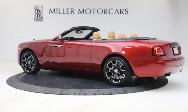 Used 2019 Rolls-Royce Dawn Black Badge for sale $349,900 at Maserati of Greenwich in Greenwich CT 06830 4
