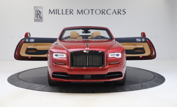 Used 2019 Rolls-Royce Dawn Black Badge for sale $349,900 at Maserati of Greenwich in Greenwich CT 06830 9