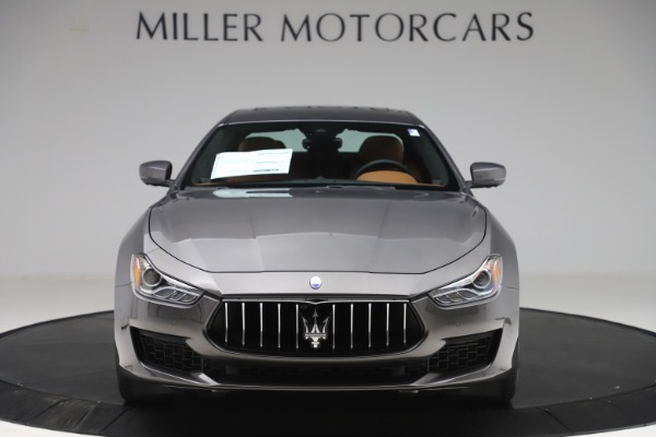 New 2020 Maserati Ghibli S Q4 for sale Sold at Maserati of Greenwich in Greenwich CT 06830 12