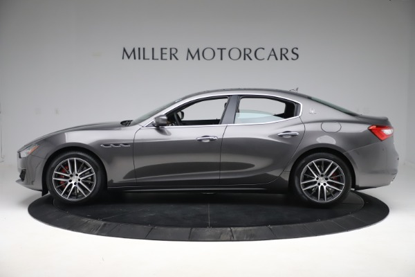 New 2020 Maserati Ghibli S Q4 for sale Sold at Maserati of Greenwich in Greenwich CT 06830 3