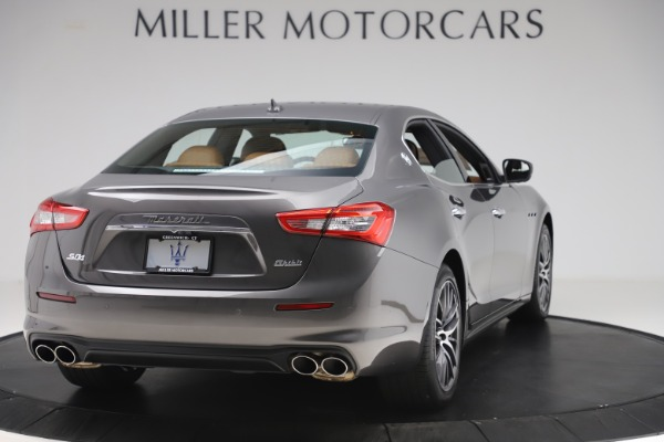 New 2020 Maserati Ghibli S Q4 for sale Sold at Maserati of Greenwich in Greenwich CT 06830 7