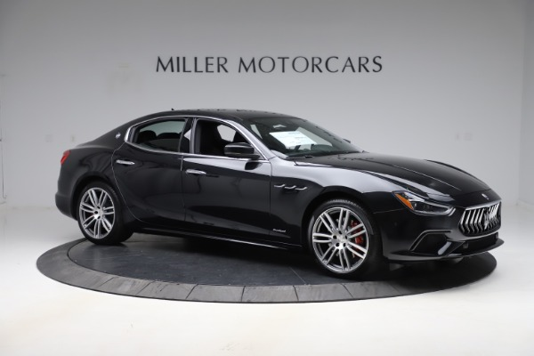 New 2020 Maserati Ghibli S Q4 GranSport for sale $88,285 at Maserati of Greenwich in Greenwich CT 06830 10