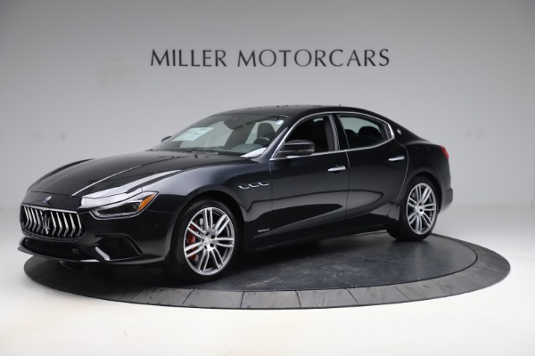 New 2020 Maserati Ghibli S Q4 GranSport for sale $88,285 at Maserati of Greenwich in Greenwich CT 06830 2