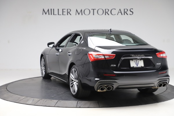 New 2020 Maserati Ghibli S Q4 GranSport for sale $88,285 at Maserati of Greenwich in Greenwich CT 06830 5