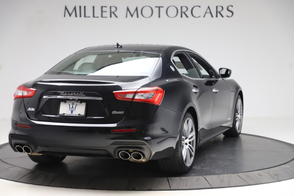 New 2020 Maserati Ghibli S Q4 GranSport for sale $88,285 at Maserati of Greenwich in Greenwich CT 06830 7