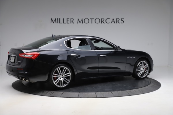 New 2020 Maserati Ghibli S Q4 GranSport for sale $88,285 at Maserati of Greenwich in Greenwich CT 06830 8