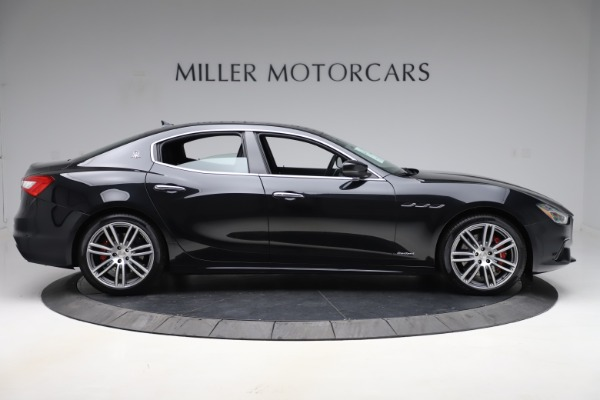 New 2020 Maserati Ghibli S Q4 GranSport for sale $88,285 at Maserati of Greenwich in Greenwich CT 06830 9