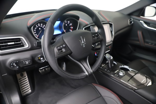 New 2020 Maserati Ghibli S Q4 GranSport for sale $95,785 at Maserati of Greenwich in Greenwich CT 06830 12