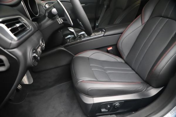 New 2020 Maserati Ghibli S Q4 GranSport for sale $95,785 at Maserati of Greenwich in Greenwich CT 06830 14