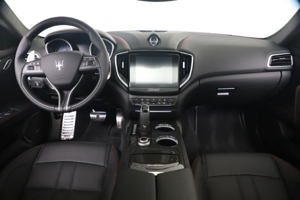 New 2020 Maserati Ghibli S Q4 GranSport for sale $95,785 at Maserati of Greenwich in Greenwich CT 06830 15