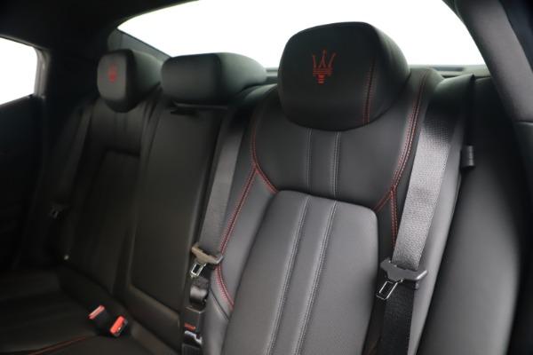 New 2020 Maserati Ghibli S Q4 GranSport for sale $95,785 at Maserati of Greenwich in Greenwich CT 06830 17