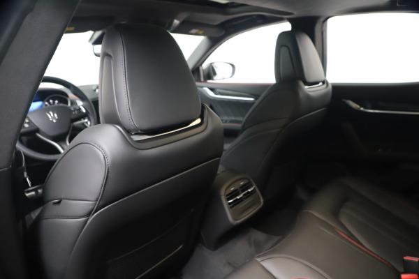 New 2020 Maserati Ghibli S Q4 GranSport for sale $95,785 at Maserati of Greenwich in Greenwich CT 06830 19
