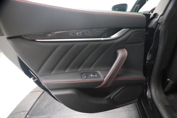 New 2020 Maserati Ghibli S Q4 GranSport for sale $95,785 at Maserati of Greenwich in Greenwich CT 06830 20