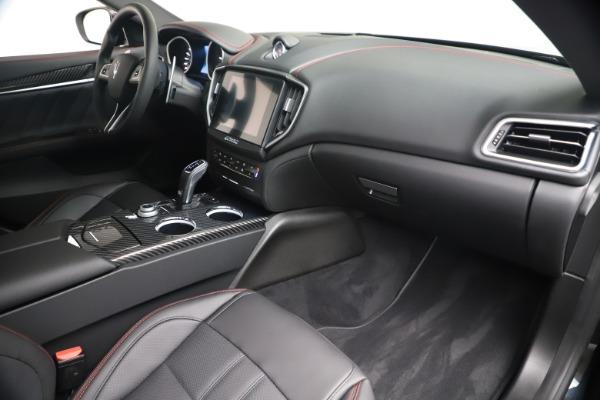 New 2020 Maserati Ghibli S Q4 GranSport for sale $95,785 at Maserati of Greenwich in Greenwich CT 06830 21