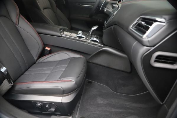 New 2020 Maserati Ghibli S Q4 GranSport for sale $95,785 at Maserati of Greenwich in Greenwich CT 06830 23