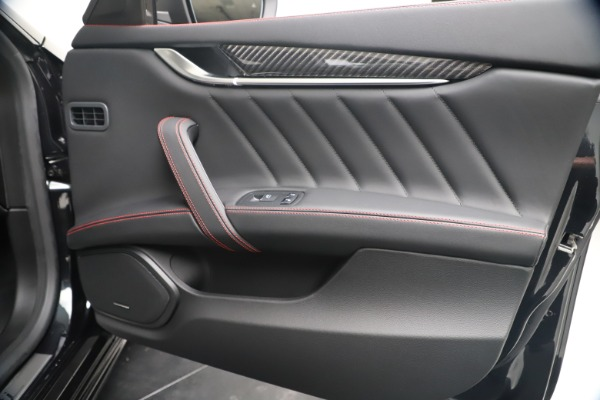New 2020 Maserati Ghibli S Q4 GranSport for sale $95,785 at Maserati of Greenwich in Greenwich CT 06830 24