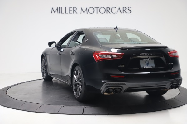 New 2020 Maserati Ghibli S Q4 GranSport for sale $95,785 at Maserati of Greenwich in Greenwich CT 06830 5