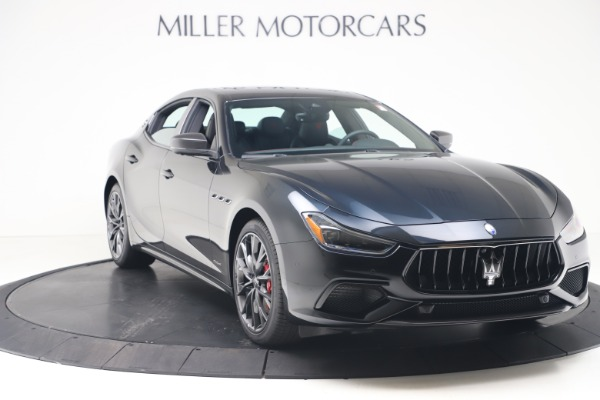 New 2020 Maserati Ghibli S Q4 GranSport for sale $95,785 at Maserati of Greenwich in Greenwich CT 06830 10
