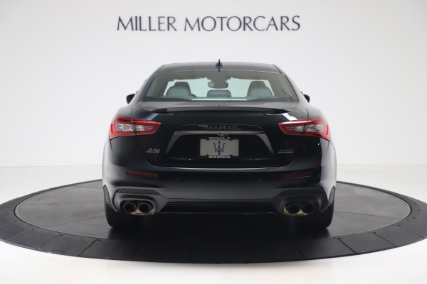 New 2020 Maserati Ghibli S Q4 GranSport for sale $95,785 at Maserati of Greenwich in Greenwich CT 06830 6