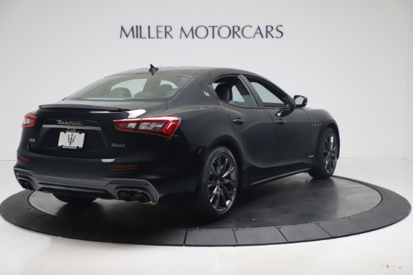 New 2020 Maserati Ghibli S Q4 GranSport for sale $95,785 at Maserati of Greenwich in Greenwich CT 06830 7