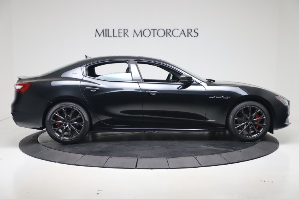 New 2020 Maserati Ghibli S Q4 GranSport for sale $95,785 at Maserati of Greenwich in Greenwich CT 06830 8