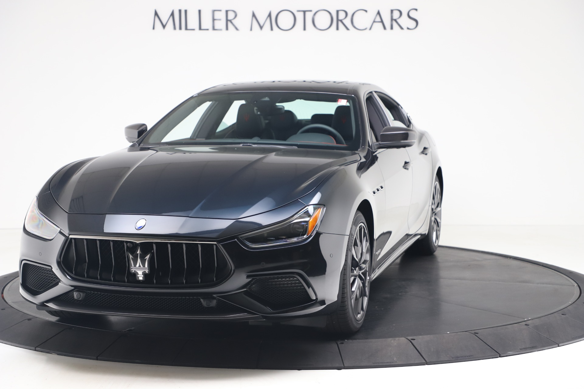 New 2020 Maserati Ghibli S Q4 GranSport for sale $95,785 at Maserati of Greenwich in Greenwich CT 06830 1