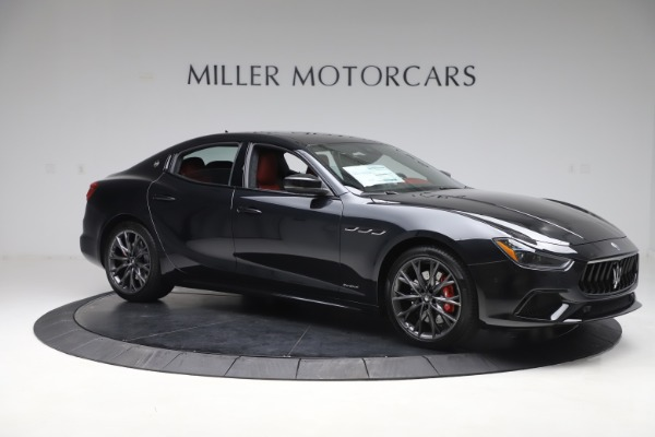 New 2020 Maserati Ghibli S Q4 GranSport for sale $94,785 at Maserati of Greenwich in Greenwich CT 06830 10