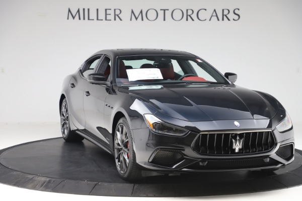 New 2020 Maserati Ghibli S Q4 GranSport for sale $94,785 at Maserati of Greenwich in Greenwich CT 06830 11