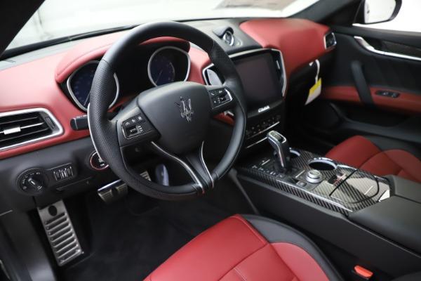 New 2020 Maserati Ghibli S Q4 GranSport for sale Sold at Maserati of Greenwich in Greenwich CT 06830 13