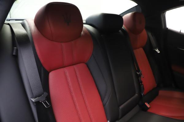 New 2020 Maserati Ghibli S Q4 GranSport for sale Sold at Maserati of Greenwich in Greenwich CT 06830 26