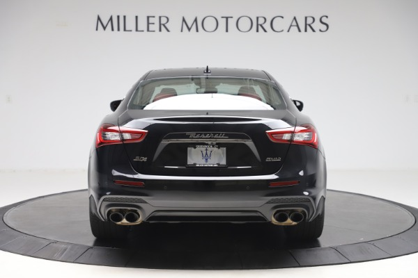 New 2020 Maserati Ghibli S Q4 GranSport for sale $94,785 at Maserati of Greenwich in Greenwich CT 06830 6