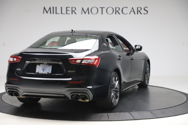 New 2020 Maserati Ghibli S Q4 GranSport for sale $94,785 at Maserati of Greenwich in Greenwich CT 06830 7