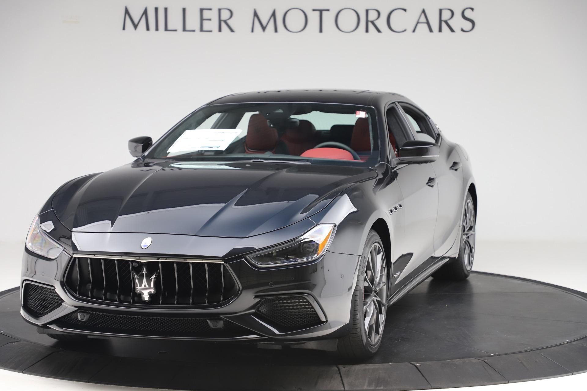 New 2020 Maserati Ghibli S Q4 GranSport for sale Sold at Maserati of Greenwich in Greenwich CT 06830 1