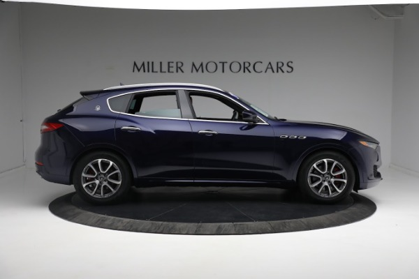 New 2020 Maserati Levante Q4 for sale Sold at Maserati of Greenwich in Greenwich CT 06830 10