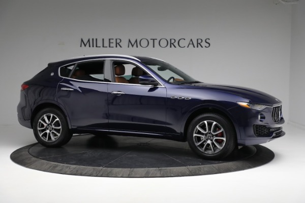 New 2020 Maserati Levante Q4 for sale Sold at Maserati of Greenwich in Greenwich CT 06830 11