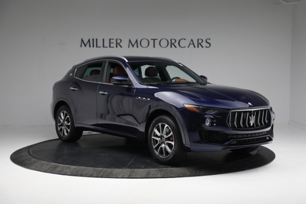 New 2020 Maserati Levante Q4 for sale Sold at Maserati of Greenwich in Greenwich CT 06830 12
