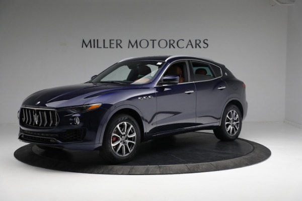New 2020 Maserati Levante Q4 for sale Sold at Maserati of Greenwich in Greenwich CT 06830 2