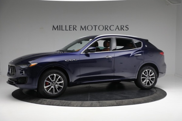 New 2020 Maserati Levante Q4 for sale Sold at Maserati of Greenwich in Greenwich CT 06830 3